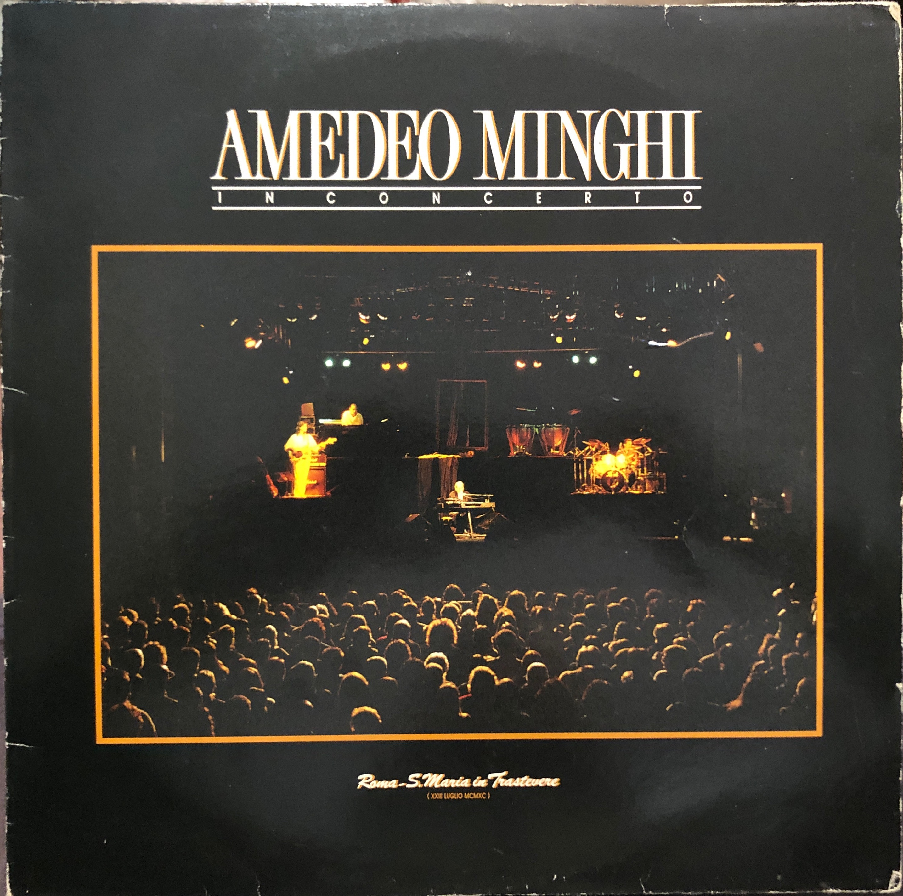 Amedeo Minghi - In concerto