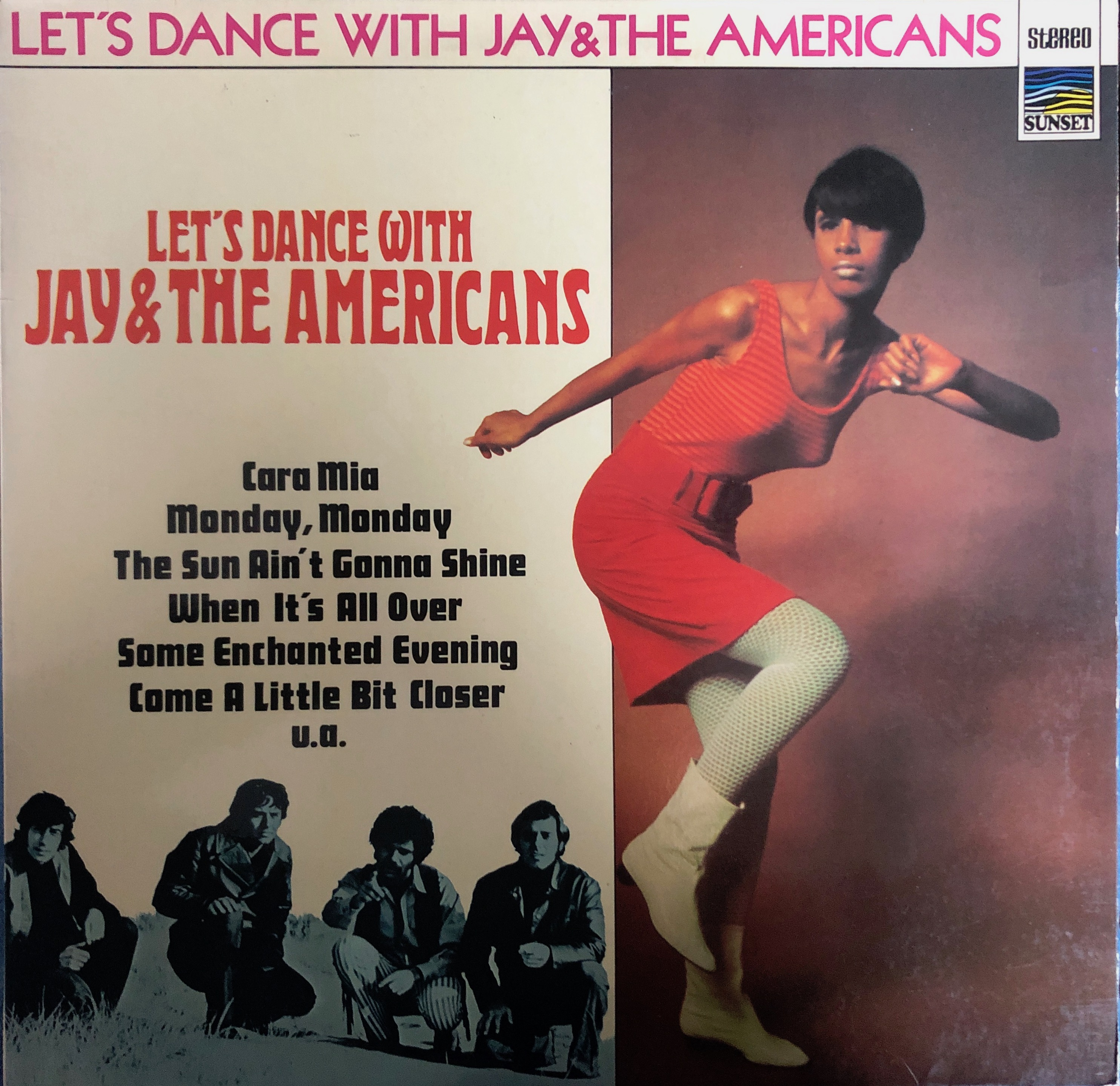 Jay And The Americans - Let's Dance