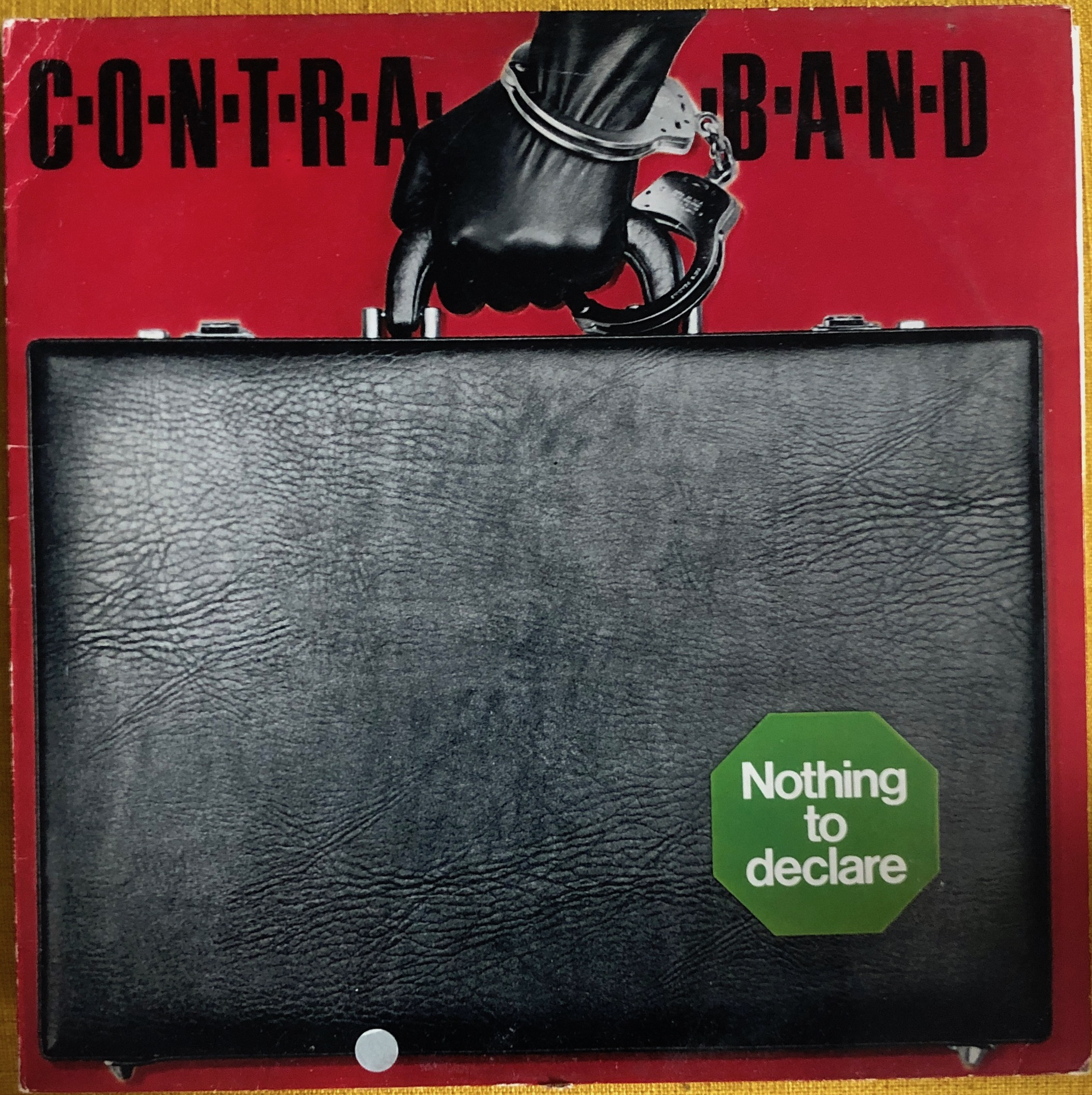 Contraband - Nothing To Declare