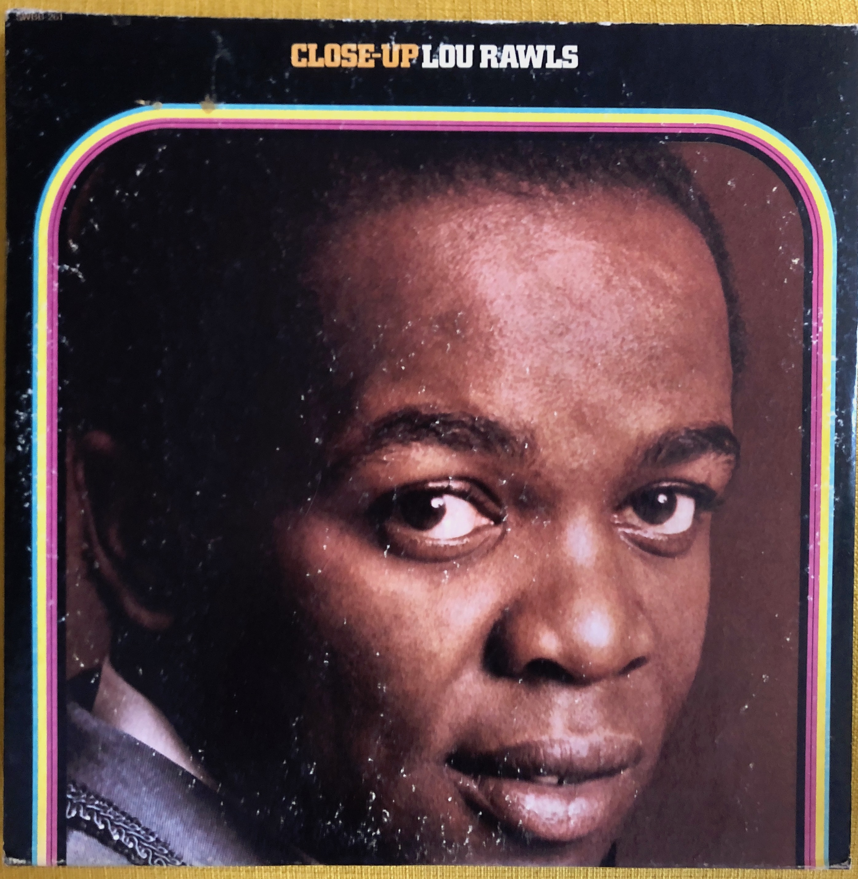 Lou Rawls ‎– Close-Up