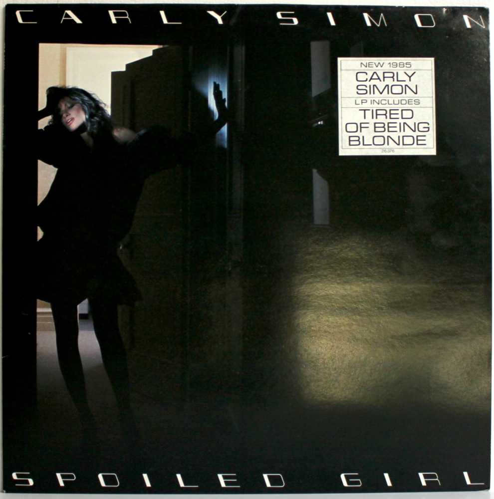 Carly Simon - Spoiled Girl