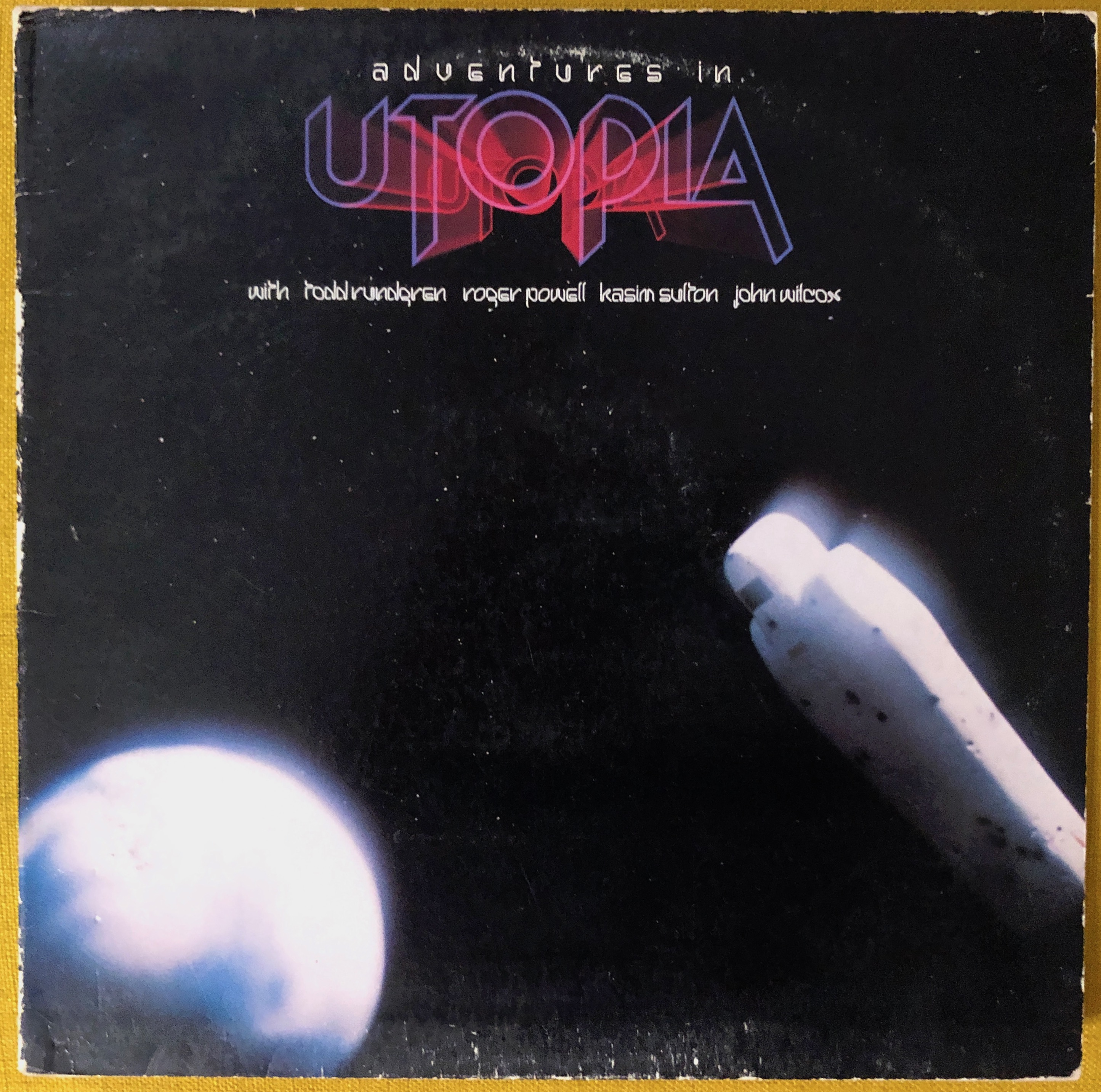Utopia – Adventures In Utopia