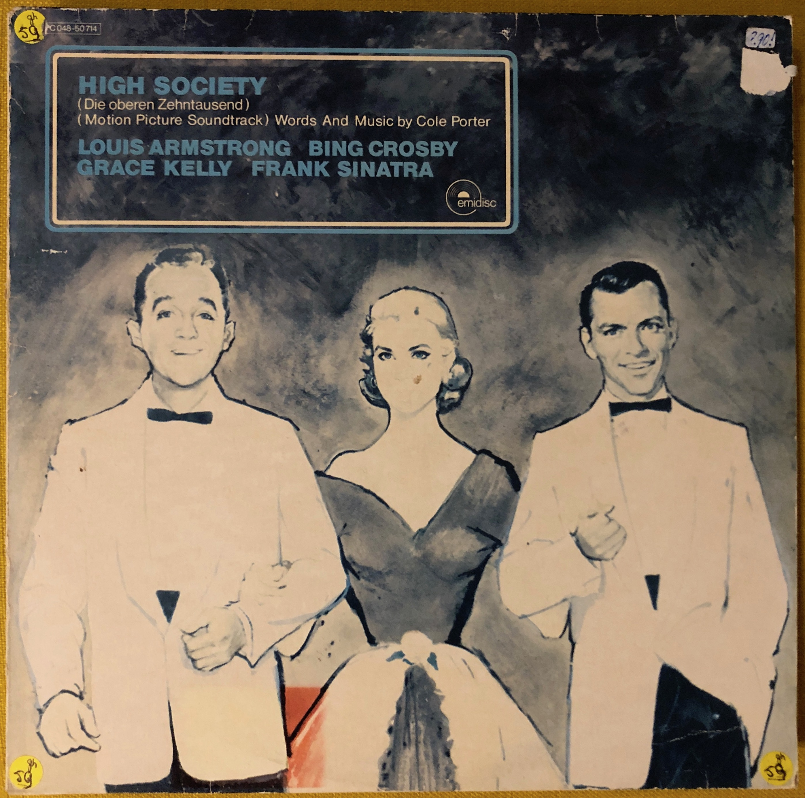 High Society (Die Oberen Zehntausend)(Motion Picture Soundtrack)