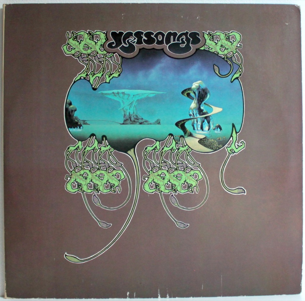 Yes - Yessongs - Click Image to Close