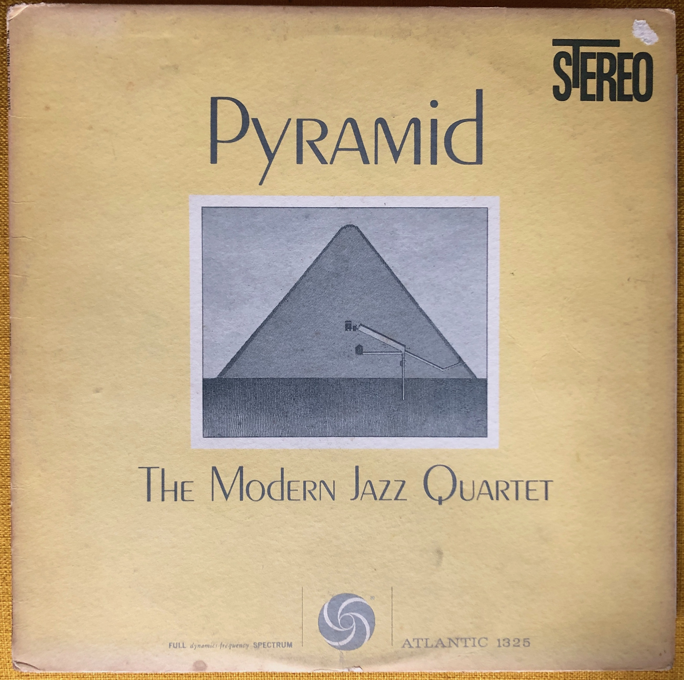 The Modern Jazz Quartet ‎– Pyramid