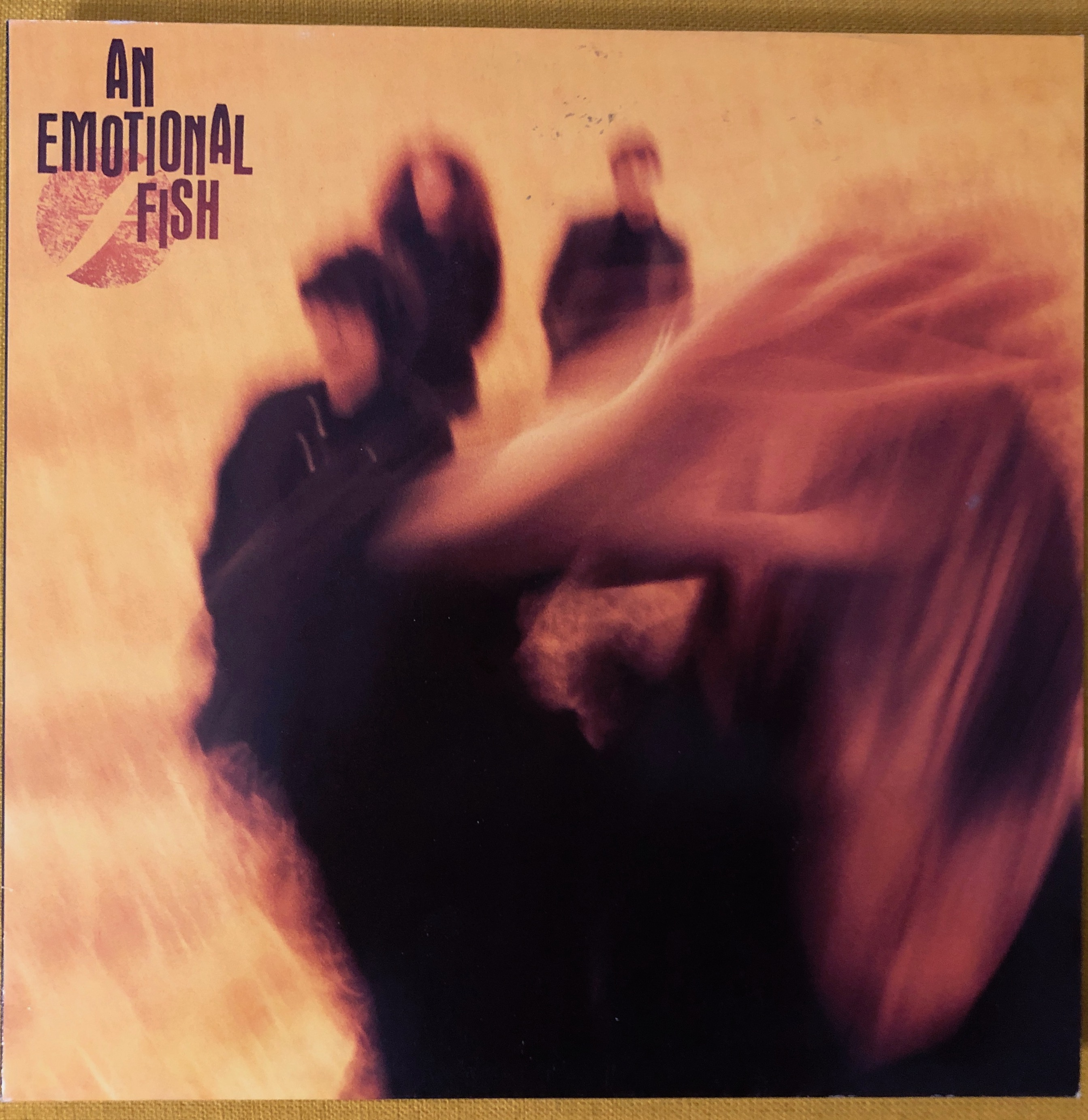 An Emotional Fish ‎– An Emotional Fish