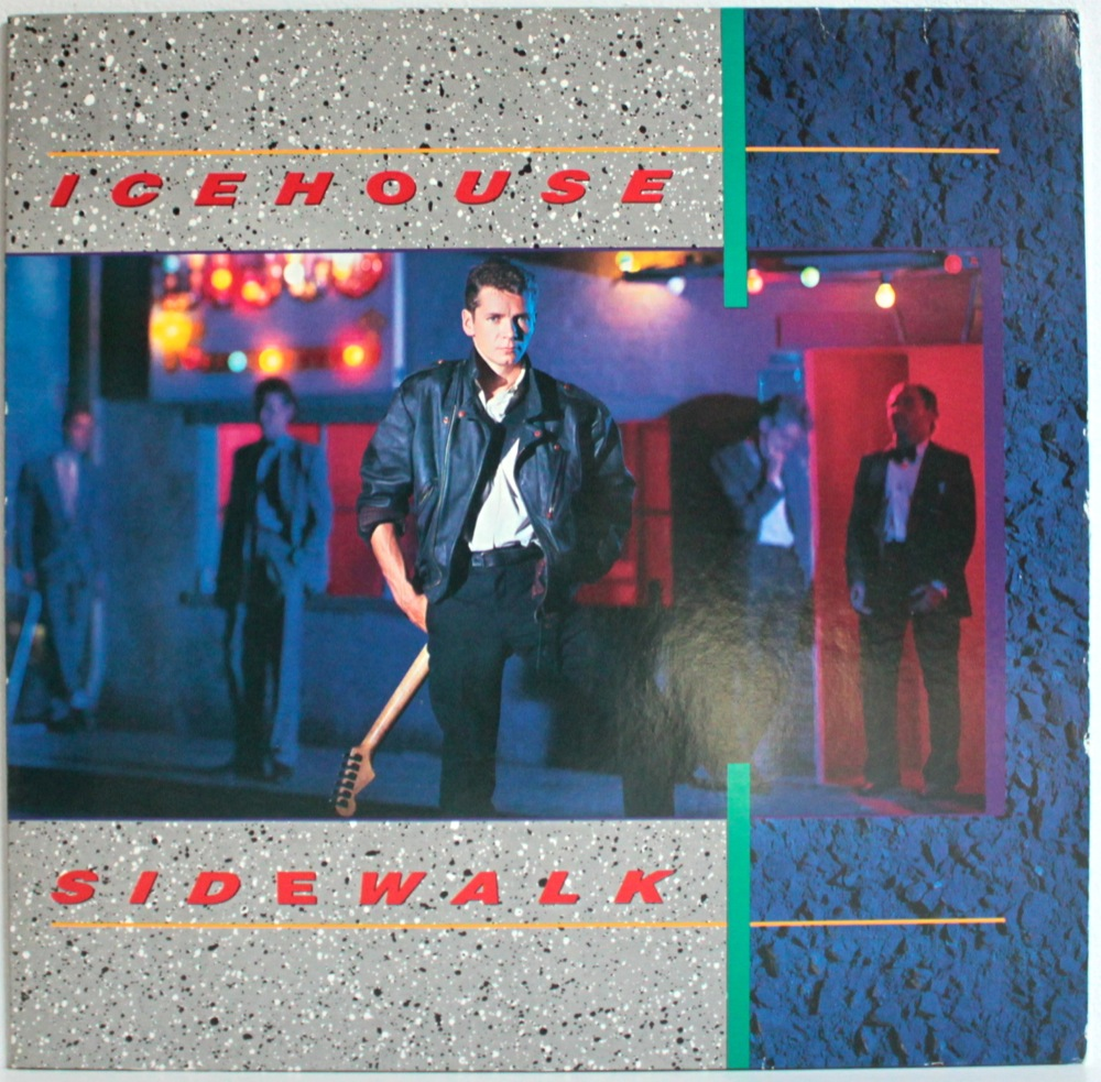 Icehouse - Sidewalk - Click Image to Close