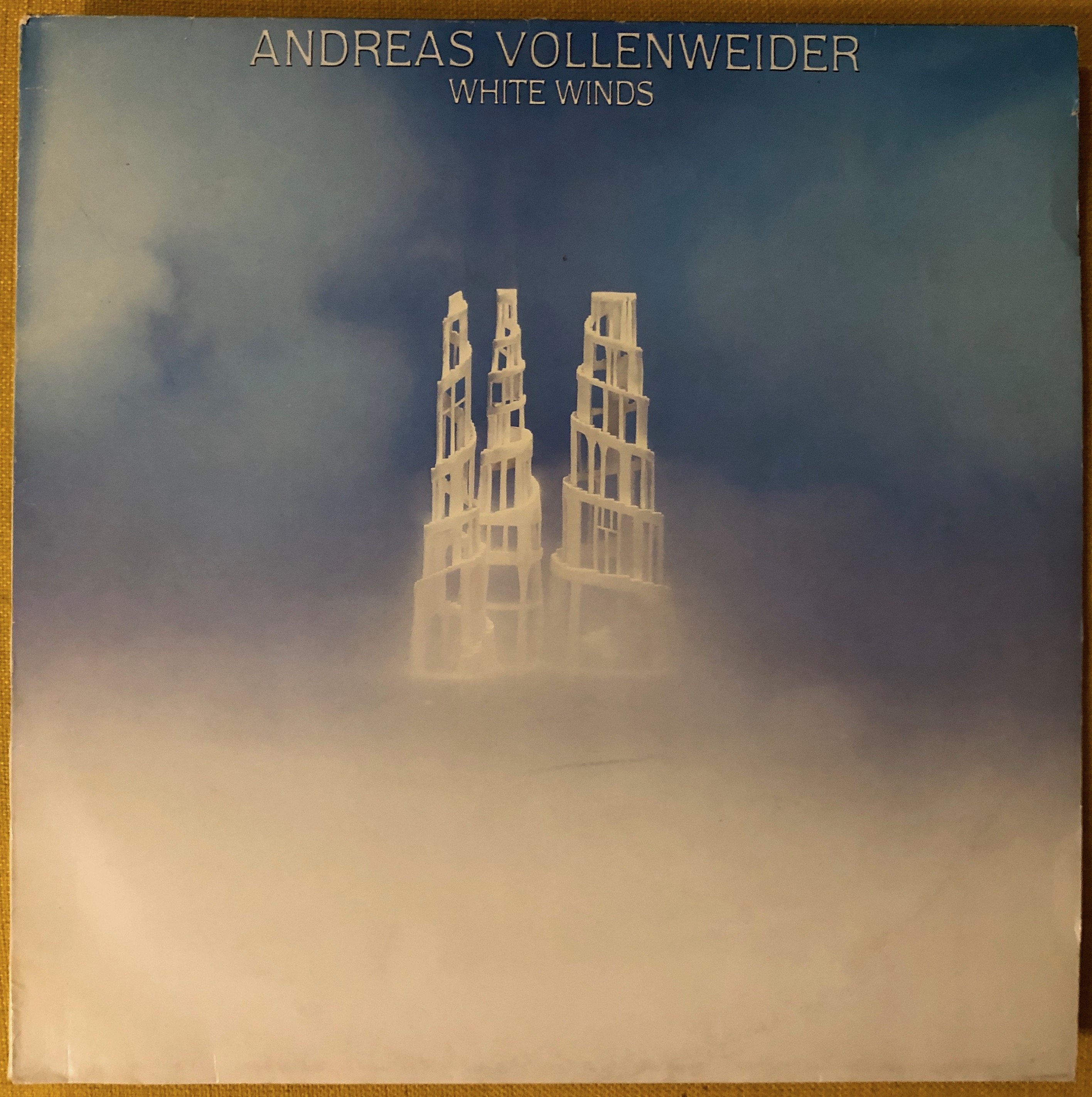 Andreas Vollenweider ‎– White Winds