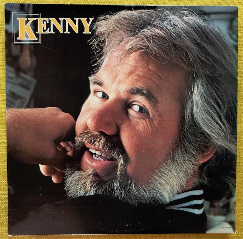 Kenny Rogers ‎– Kenny