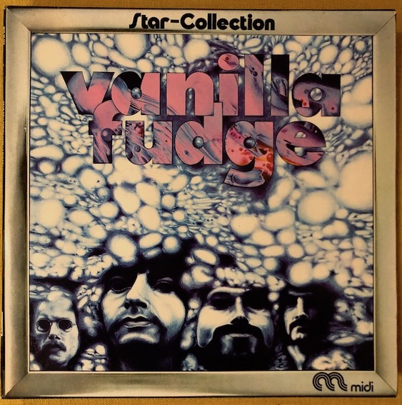 Vanilla Fudge ‎– Star-Collection