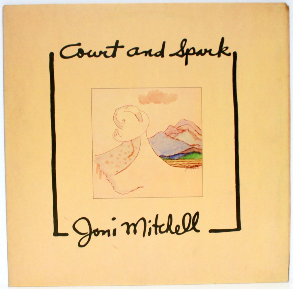 Joni Mitchell - Coust And Spark