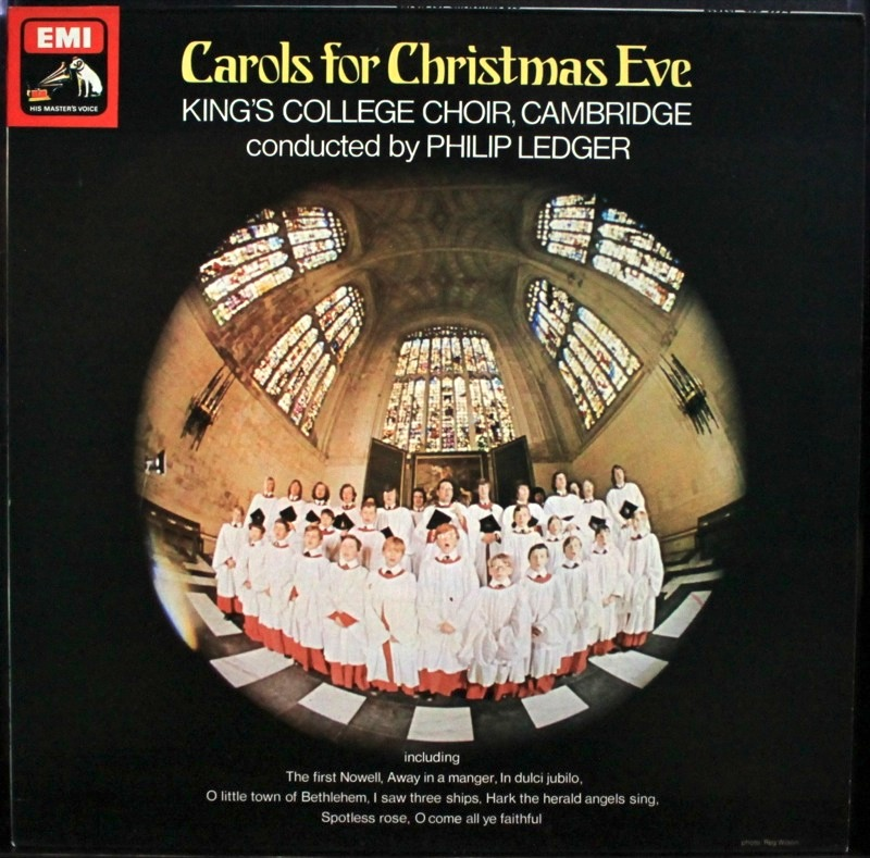 Various - Carols For Christmas Eve