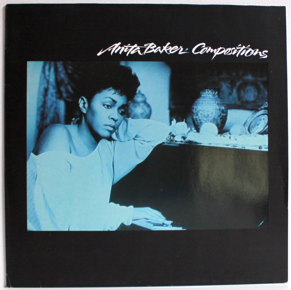 Anita Baker - Compositions