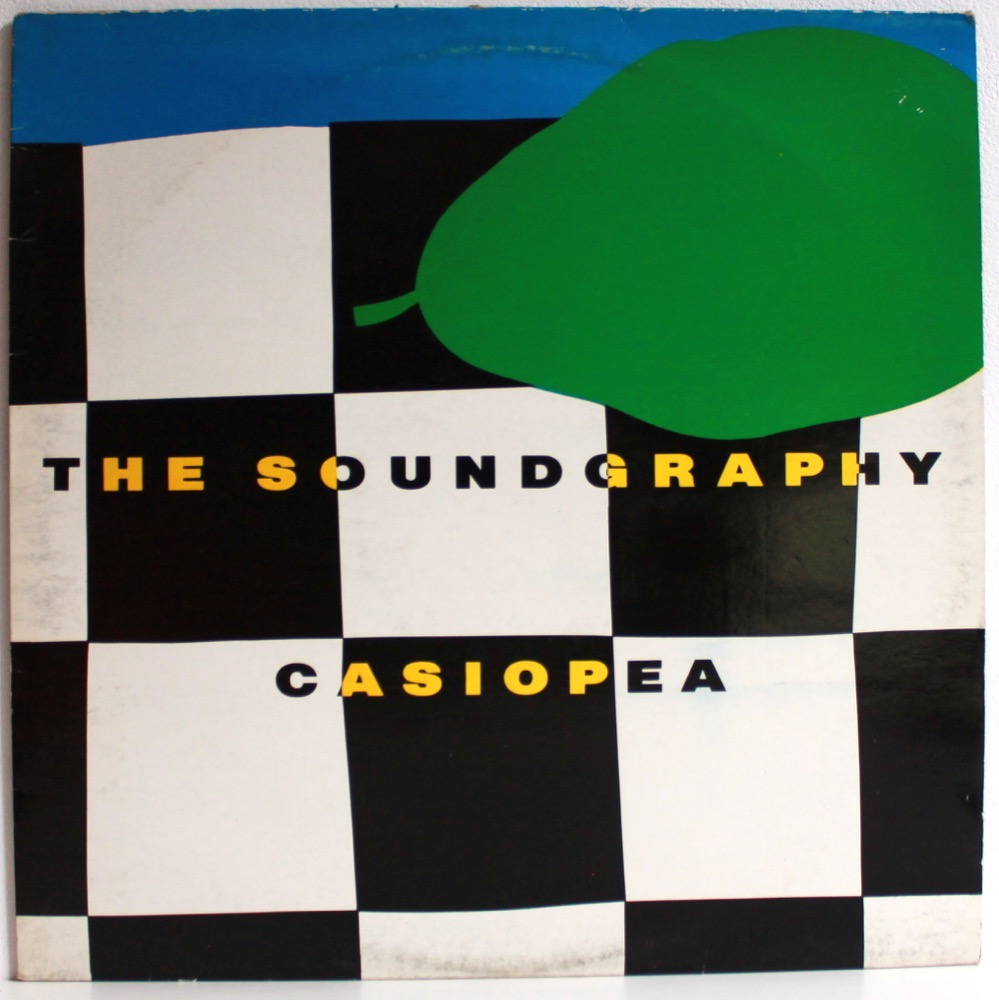 Casiopea - The Soundgraphy
