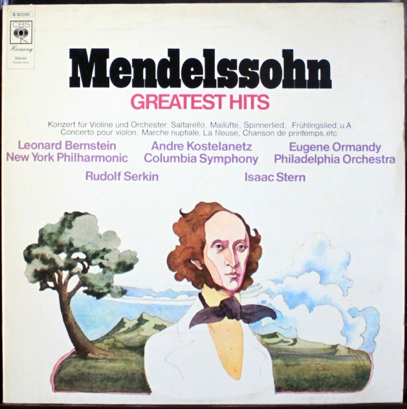 Mendellsohn - Greatest Hits