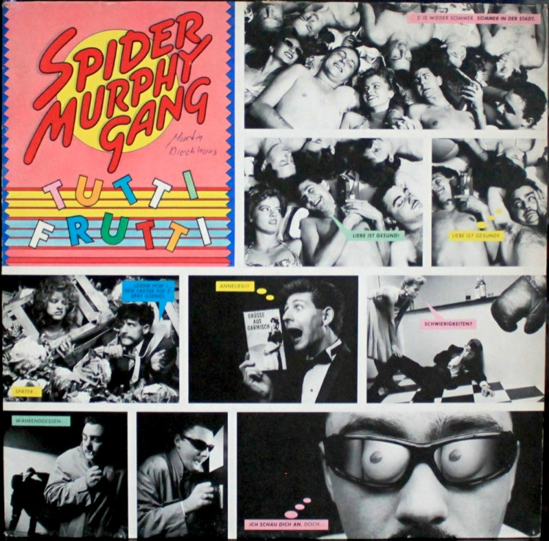 Spider Murphy Gang - Tutti Frutti - Click Image to Close