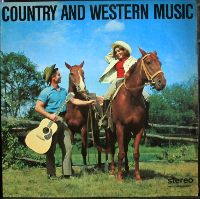 Various - Country And Western Music
