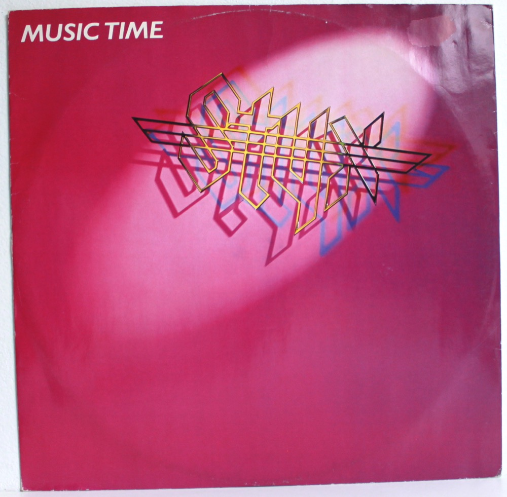 Styx - Music Time
