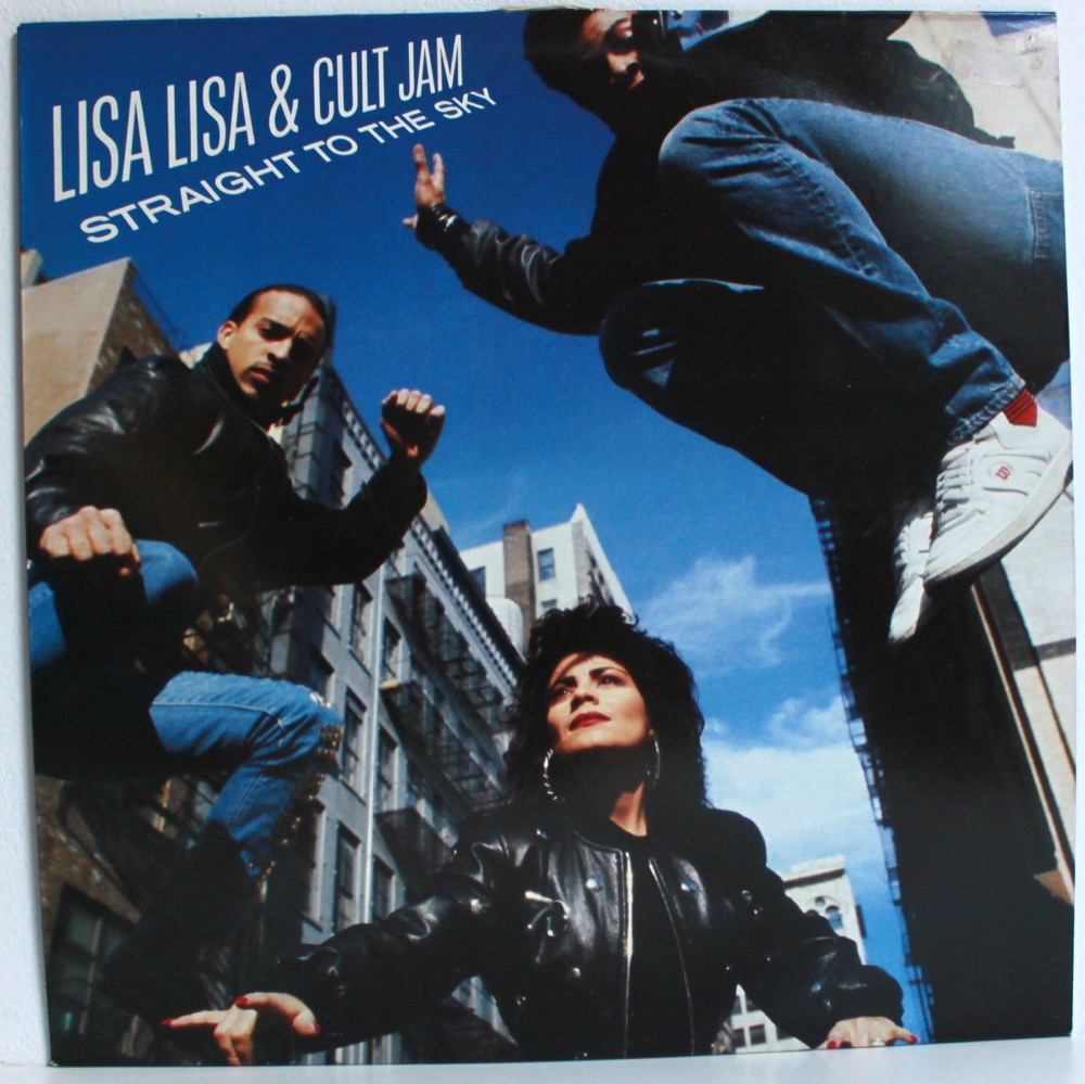Lisa Lisa & The Cult Jam - Straight To The Sky