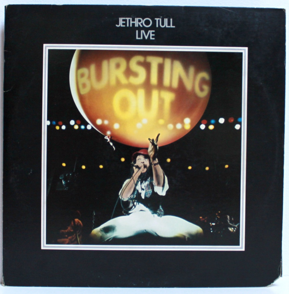 Jethro Tull - Live Bursting Out