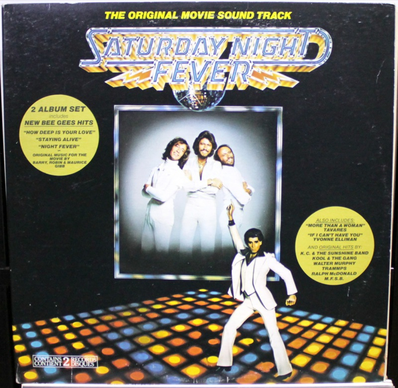Various - Saturday Night Fever OST - Click Image to Close