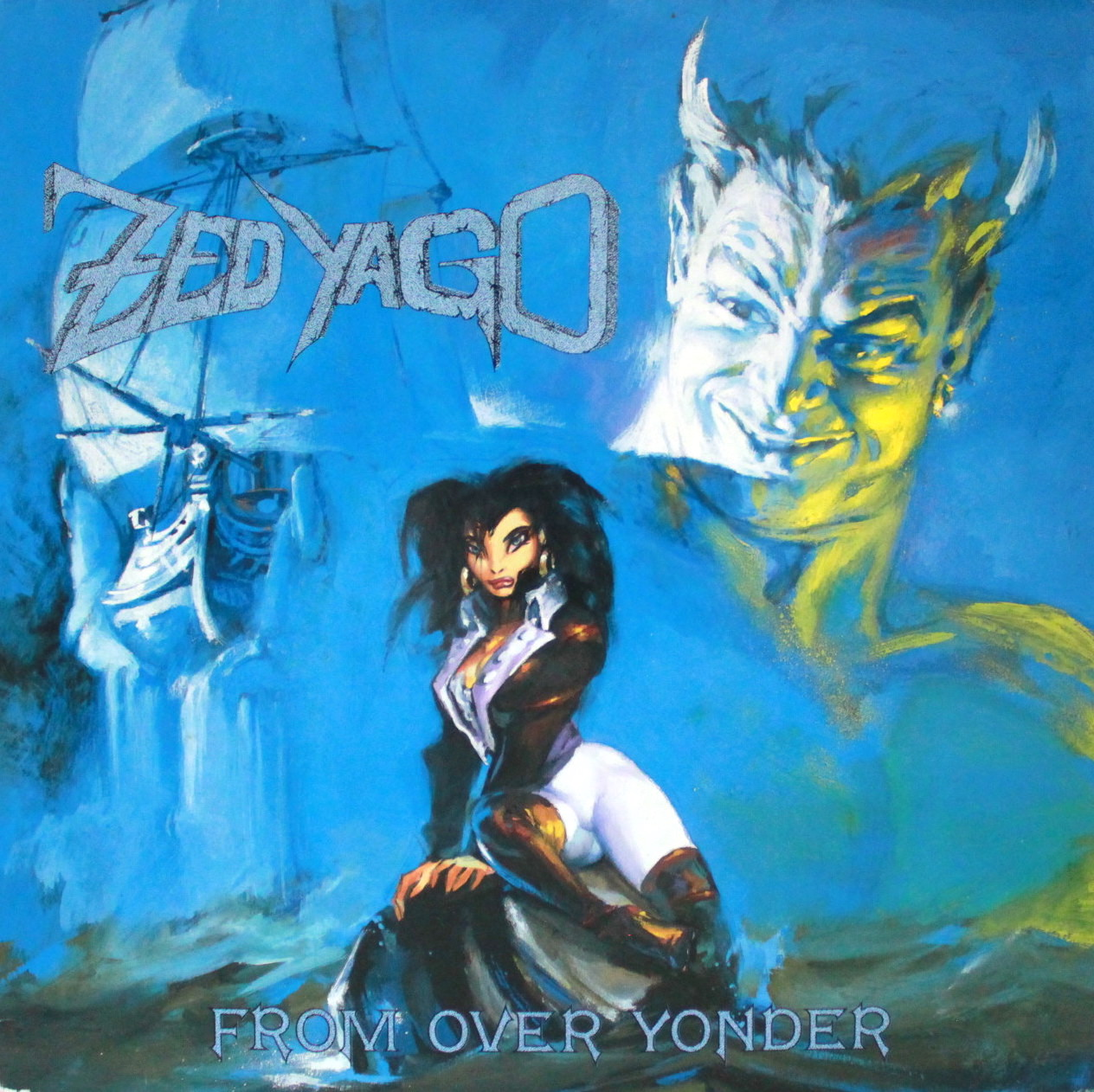 Zes Yago - From Over Yonder