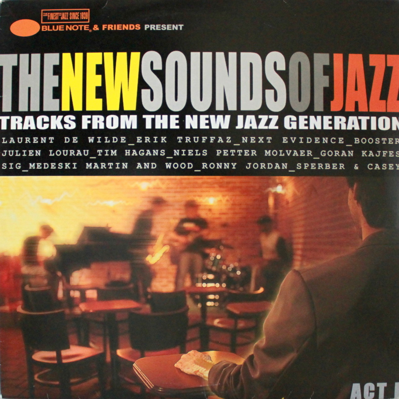 Various - The New Sounds Of Jazz Act I