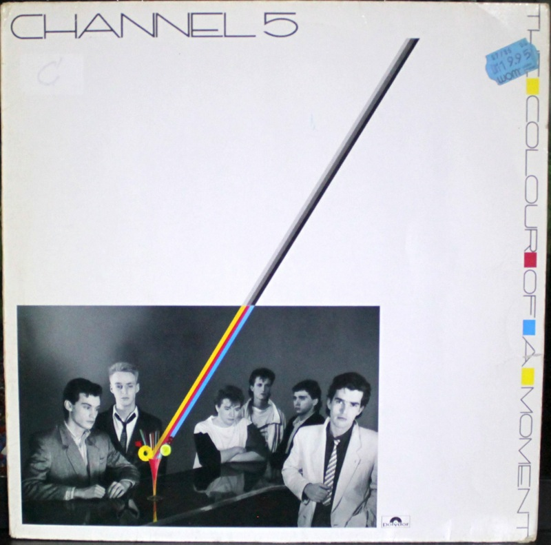 Channel 5 - The Colour Of A Moment
