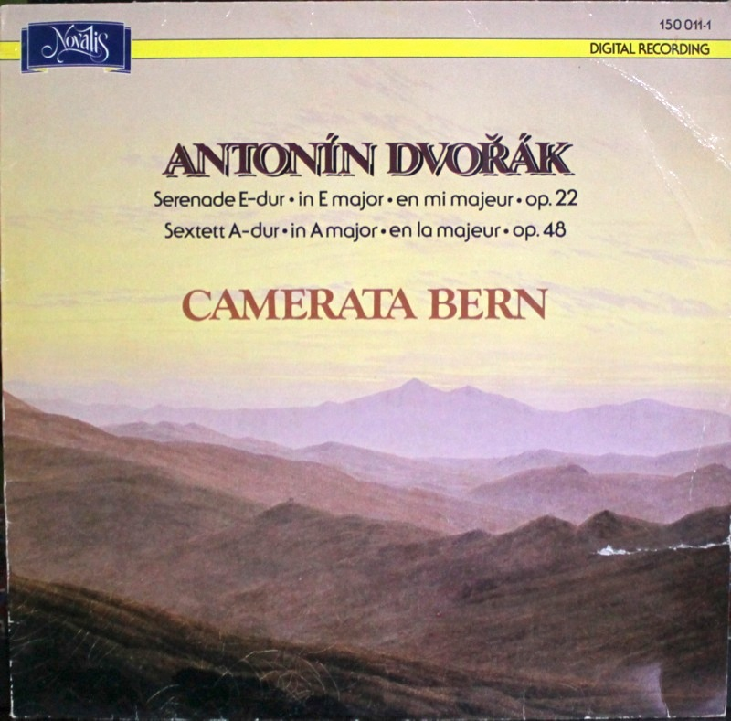 Dvorak - Serenade in E makor, Sextett in A major