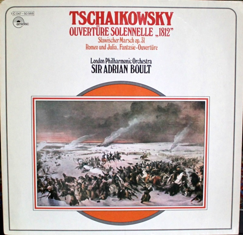 "Tschaikovsky - Ouverture Sollennelle ""1812"""