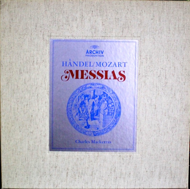 Handel/Mozart - Messias